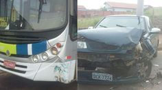 Acidente: Ônibus do transporte coletivo atinge pickup em Botucatu - A Polícia Militar de Botucatu registrou um acidente de trânsito na manhã deste domingo, dia 19, desta vez envolvendo um ônibus de trasporte coletivo, da empresa São Dimas e uma VW Saveiro, de cor azul.  De acordo com as informações da filha do motorista da Saveiro, o pai estava na rua Pracinhas - http://acontecebotucatu.com.br/policia/acidente-onibus-transporte-coletivo-atinge-pickup-em-botucatu/
