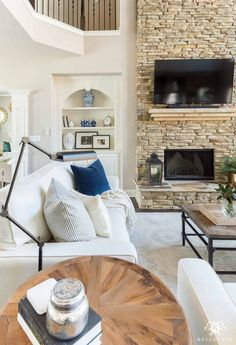 beautiful living room decor ideas window treatments for bay 242 best rooms from stonegable images in 2019 diy and design livingroom