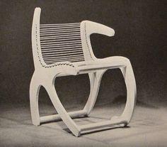 Billy Cohen - Free form garden chair