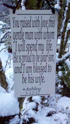 Mother of the Groom Gift on ivory board This is by limitedlane, $42.95
