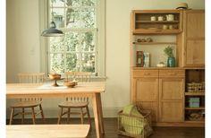リクルートが運営する家具サイト【タブルーム】がお届けするルームコーディネート実例「優しいキッチン&ダイニング」です。理想のインテリアのイメージからあなたにピッタリの家具を見つけてください。