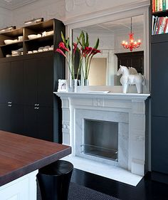 COCOCOZY: A NEW YORK BROWNSTONE GETS A TOTAL REVAMP FROM THE ...