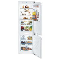 Combina frigorifica incorporabila - Liebherr - ICBN3366
