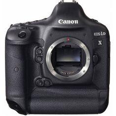 Canon EOS-1D X Digital SLR Camera (Body Only)