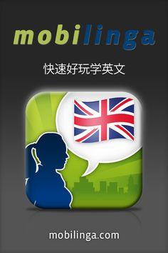 English for Chinese speakers  http://itunes.apple.com/de/app/kuai-su-hao-wan-xue-ying-wen!/id502822426?mt=8