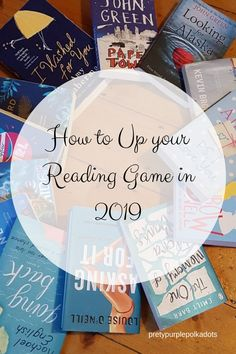 Feel like you never read enough? Time to up your reading game with my helpful hints on how to read more books! Ya Books, Book Club Books, I Love Books, Good Books, Books To Read, How To Read More, How To Read Faster, Reading Games, Love Reading
