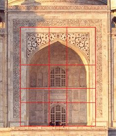 Phi and the Golden Ratio / Golden Section in Architecture-------Phi and the Golden Section in Architecture March 5, 2013 by Gary Meisner 29 Comments  Phi (Φ)the Golden Section, has been used by mankind for centuries in architecture.