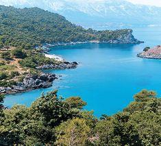 Pefki, Evoia (or Euboea), Greece - Greece Vacation, Greece Travel, Wonderful Places, Beautiful Places, Santorini Villas, Karpathos Greece, Myconos, Places In Greece, Bright Side Of Life