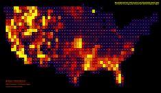 Excel Hack Map