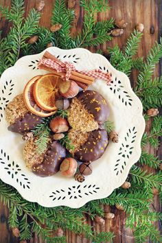 Hazelnut Orange Cookies {vegan, grain free, gluten free, paleo} . The Clean Dish…
