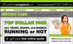 Cash For Junk Cars Online Quote Junkcars Cash Is Your Number One Choice For Buying And Selling #junk .
