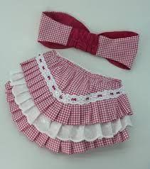 Resultado de imagen para calcinhas decoradas