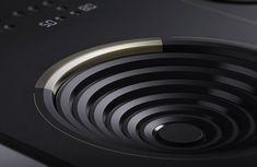 Amphi Induction Unit by Kim Myung Nyun – Inspiration Grid Wave Design, Grid Design, My Design, Galaxy Projects, Speaker Design, Apple Wallpaper, Design Reference, Design Awards, Industrial Design
