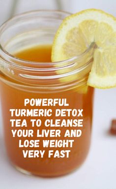 Lose Weight At Home, Weight Gain, How To Lose Weight Fast, Weight Loss, Turmeric Detox, Cleanse Your Liver, Health Benefits Of Ginger, Lemon Diet, Anxiety Tips