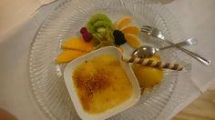 Crème Brûlée in der Bienwaldmühle, Scheibenhardt. Http://zwei-haben-Hunger.de