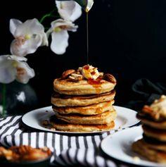 Hummingbird Pancakes | Pancakes That Are Basically Dessert