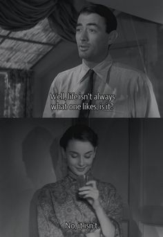 Roman Holiday. I love this movie!