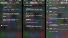 Un consiglio: disabilitate le notifiche nella schermata di blocco dello smartphone