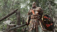 FOR HONOR ubisoft fantasy action fighting battle warrior artwork viking knight samurai medieval Viking Warrior, Viking Age, Viking Sword, Samurai, Xbox One, New Upcoming Games, For Honour Game, Gamer News, Gaming
