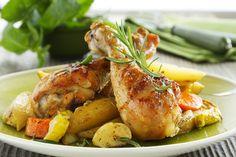 Si quieres preparar un contramuslo de pollo al horno con coca cola, aquí tienes la receta completa. Verás que combinación de sabores tan espectacular.