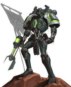 Warhammer Fantasy, Warhammer 40k Necrons, Warhammer Models, Warhammer 40k Miniatures, Space Marine, Character Art, Character Design, Star Wars Spaceships, Grey Knights
