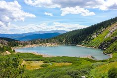 Ice in August: Hiking St. Mary's Glacier in Idaho Springs, Colorado