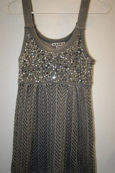 Sparkly party top $15