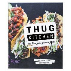 THUG KITCHEN (Vegan) - The Official Cookbook