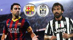 Andrea Pirlo Vs Xavi Hernandez   Best Skills   Barcelona Vs Juventus