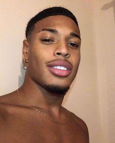 "@blackbruthas on Instagram: ""Pick your favorite - 1 2 3 4 or 5? 🥵"" Just Beautiful Men, Beautiful Men Faces, Handsome Black Men, Handsome Boys, Close Up, Big Lips, Dark Skin Tone, Black Couples, Jawline"