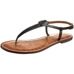 Sam Edelman Women's Gigi Sandal,Black Leather,10 M US Sam Edelman http://smile.amazon.com/dp/B0041OHGM6/ref=cm_sw_r_pi_dp_mhoMub0XEEPS8