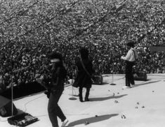 Prince and his band play supporting The Rolling Stones at the LA Coliseum during their North American Tour in Lets Go Crazy, Going Crazy, Prince Concert, Muddy Waters, American Tours, Roger Nelson, Prince Rogers Nelson, Song One, Purple Reign