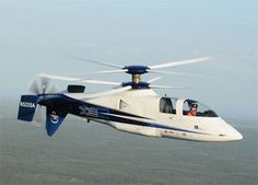 Fastest Helicopter In The World | ... of July 26th, 2010, the Sikorsky X2 is the Worlds Fastest Helicopter