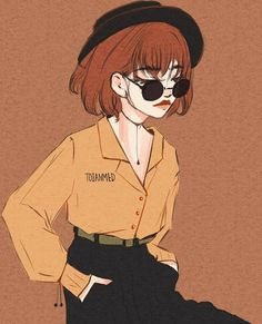 ✔ Anime Sketch Character Design How To Draw Art And Illustration, Character Illustration, Illustrations, Art Anime, Anime Art Girl, Cartoon Kunst, Cartoon Art, Pretty Art, Cute Art