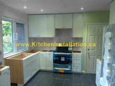 IKEA Kitchen Installation In Toronto Http://www.kitcheninstallation.ca/IKEA