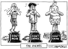 Zapiro: Oscar Pistorius, Shrien Dewani and Jacob Zuma - Mail & Guardian