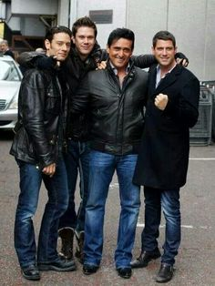 Urs and his daughter billie il divo pinterest daughters - Il divo website ...