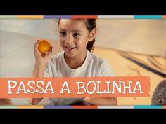 Passa a Bolinha (Música: Bolinha de Sabão) - Palavra Cantada - YouTube