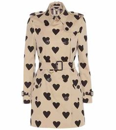 The Kensington printed cotton trench coat | Burberry London