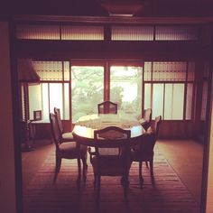 Japanese Bar, Japanese House, Wooden Architecture, Japanese Architecture, Japan Room, Tatami Room, Japanese Interior Design, American Interior, House Rooms