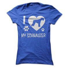 I Love My Schnauzer #ilovemydogs #schnauzer #schnauzerlove #schnauzerlife #ilovemydogs
