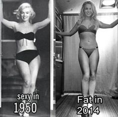 "Hate the stereotype of what's fat both are beautiful Marilyn Monroe & Britney Spears>>>> I hate the fact that you really used ""fat"" as an insult. Health Images, Mode Chic, Sexy, New Memes, Body Love, Body Image, Human Rights, Female Bodies, Divas"