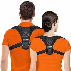Posture Corrector For Men And Women, Upper Back Brace For Clavicle Support, Adjustable Back Straightener And Providing Pain Relief From Neck, Back & Shoulder, FDA Approved Perfect Posture, Good Posture, Improve Posture, Upper Back Brace, Upper Back Pain, Shoulder Pain Relief, Neck Pain Relief, Posture Corrector For Men, Shoulder Posture