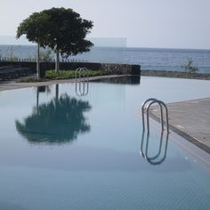 """One of eight (!) pools at the Sandos San Blas Resort*****, Tenerife/Canary Islands - a great """"all-inclusive""""-hotel with a nature reserve at its doorstep."""