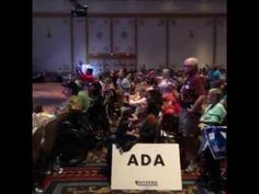 BREAKING NV Dem convention in chaos as      Young Progressiv