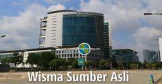 Wisma Sumber Asli is a government building in Putrajaya Putrajaya, Willis Tower, Multi Story Building, Travel, Viajes, Destinations, Traveling, Trips