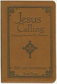 Book ~ Jesus Calling Enjoying Peace In His Presence 365 Day Devotional by Sarah Young