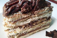 Друзья, сегодня будем готовить вкуснейший торт без выпечки из печенья. Хочу представить вашему вниманию кулинарный рецепт торта без выпечки, который носит романтическое название «Кофе с шоколадом». Давайте рассмотрим, как приготовить торт без выпечки из печенья «Кофе с шоколадом»…