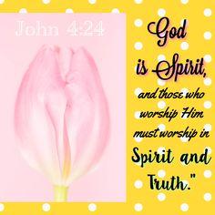 John 4:24