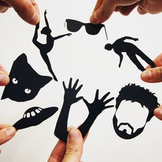 Gallery - Create Your Own Holiday Scenes With Rich McCor's Paper Cutouts - 5